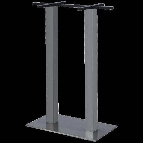 tischgestell edelstahl e 04070h. Black Bedroom Furniture Sets. Home Design Ideas